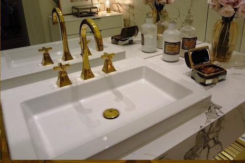 Bathroom Sink In French Lingopolo